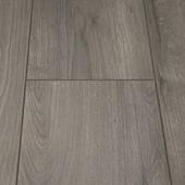 Stratifié Elan 8 mm chêne gris-brun rainuré 4V 2 m²