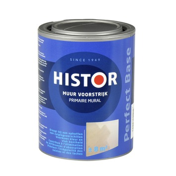 Histor Perfect Base voorstrijk (Primer) transparant 1 liter