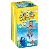 Huggies little swimmers zwemluirs 3-8 kg