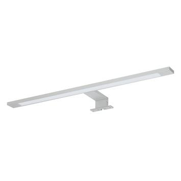 Éclairage pour miroir de salle de bains Ancis chromé mat 60cm