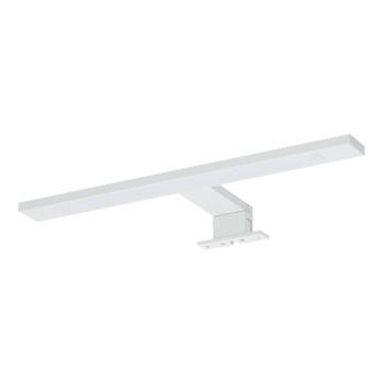 Éclairage pour miroir de salle de bains Ancis blanc 40cm