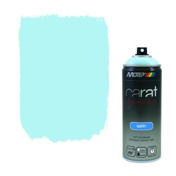 Motip Carat satin himalaya blue