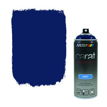 Motip Carat satin sapphire blue
