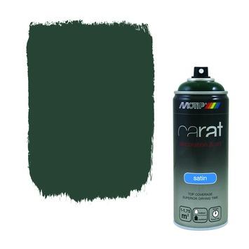 Motip Carat satin fir green