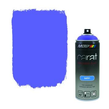 Motip Carat satin blueberry violet
