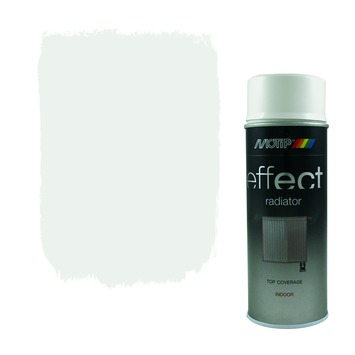 Motip Effect spray radiateur satin blanc
