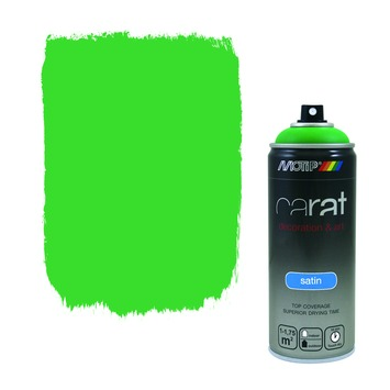 Motip Carat satin lutecia green