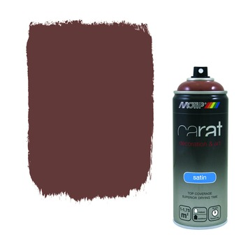 Motip Carat satin charly brown