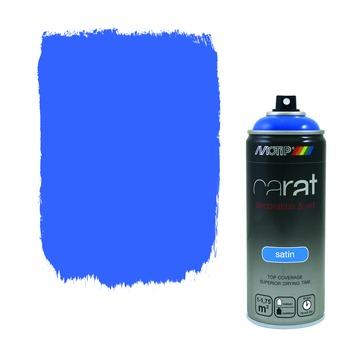 Motip Carat satin traffic blue