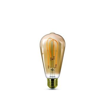Philips LED filament peerlamp E27 ST64 25 W 250 Lm