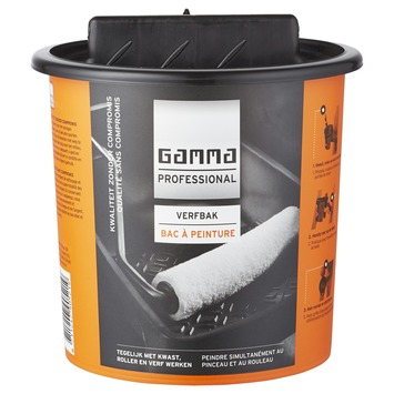 GAMMA Professional Roll and Go