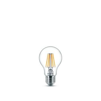 Philips LED classic peerlamp E27 5,5 W = 40 W dimbaar warm wit helder
