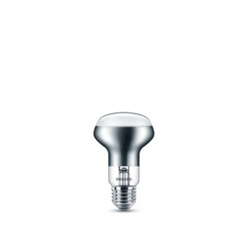 Philips LED classic reflector E27 3,2 W = 28 W warm wit