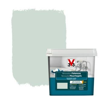 Peinture de rénovation faïences V33 opaline satin 750 ml