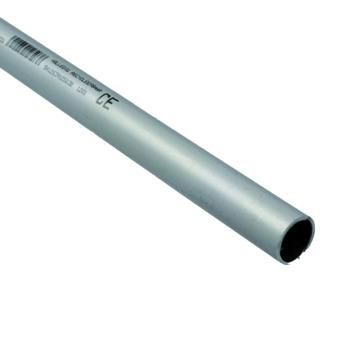 Elektrabuis PVC grijs 20 mm, 3 m
