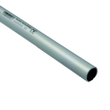 Elektrabuis PVC grijs 16 mm, 3 m