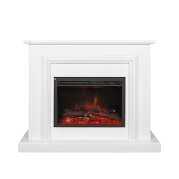 Habillage de cheminée Saalbach Livin' flame