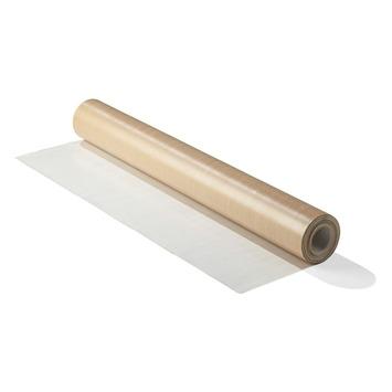 Rouleau de protection 130 cm 50 m² brun/blanc