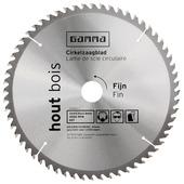 Lame de scie circulaire GAMMA T60 254X30X2,8 mm
