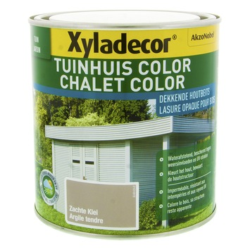 Xyladecor Tuinhuis Color Zachte Klei 1L