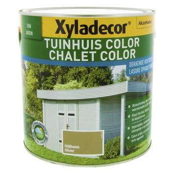 Xyladecor color tuinhuis 2,5L olijfboom