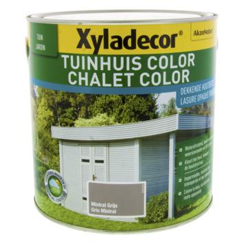 Chalet color Xyladecor Gris Mistral 2,5L