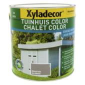 Xyladecor Tuinhuis Color Mistral Grijs 2,5L