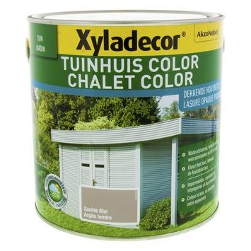 Xyladecor Tuinhuis Color Zachte Klei 2,5L