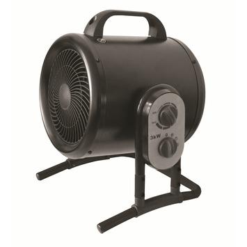 Werkplaatskachel 3000 W rond Power fan