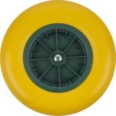 Roue de brouette jaune TK002