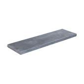 Couvre-mur lisse bluestone Vietnam 100x40x4 cm