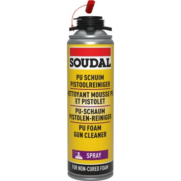 Soudal PU pistool cleaner DIY