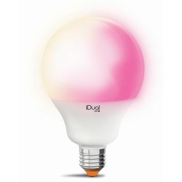 Ampoule LED globe iDual One E27 12 W = 75 W 1055 Lm avec télécommande