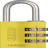 Cadenas Abus 145/30 jaune