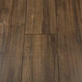 Stratifié à encliqueter extra large chêne brun rainuré 4V 2,69 m²
