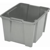 Handy opbergbox 30 liter grijs
