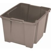 Handy opbergbox 30 liter taupe