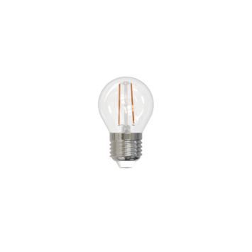 Handson LED filamentlamp kogel E27 2 W = 21 W 250 Lm