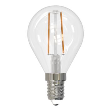 Ampoule LED à filament Handson poire E14 2 W = 21 W 250 Lm