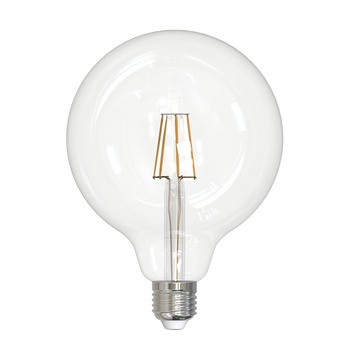 Handson LED filamentlamp globe 12,5cm E27 4 W = 40 W 470 Lm dimbaar