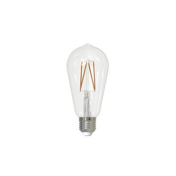 Handson LED filamentlamp Edison E27 4 W = 35 W 470 Lm