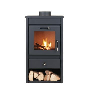 Livin' Flame houtkachel Lund Ecodesign 2022