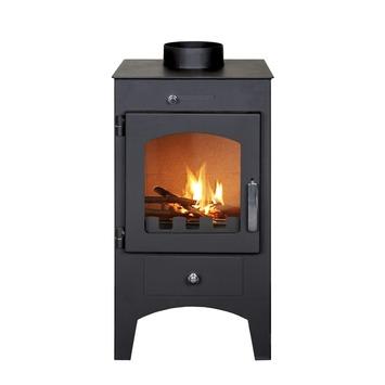Livin' Flame houtkachel Flora 36,4x35,5x70 cm Ecodesign 2022