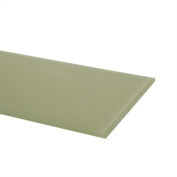 Tablette en verre Duraline 4xS cristal 6 mm 60x15 cm