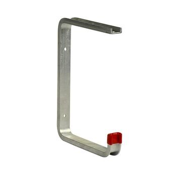 Duraline ophangbeugel 5012 17x22 cm aluminium