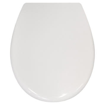 Tiger WC bril Amadora Wit Kunststof met Softclose
