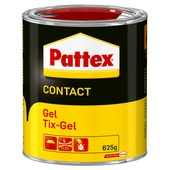 Colle contact Pattex Tix gel 625 g