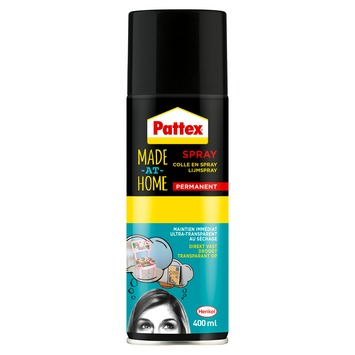 Colle multi-usages permanent en spray Pattex' 400 ml