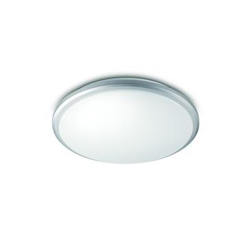 Plafonnier LED intégrée Guppy Philips 1200 Lm 12 W blanc