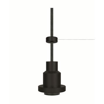 Osram pendel Pendulum zwart 2 m exclusief lamp E27 max. 60 W